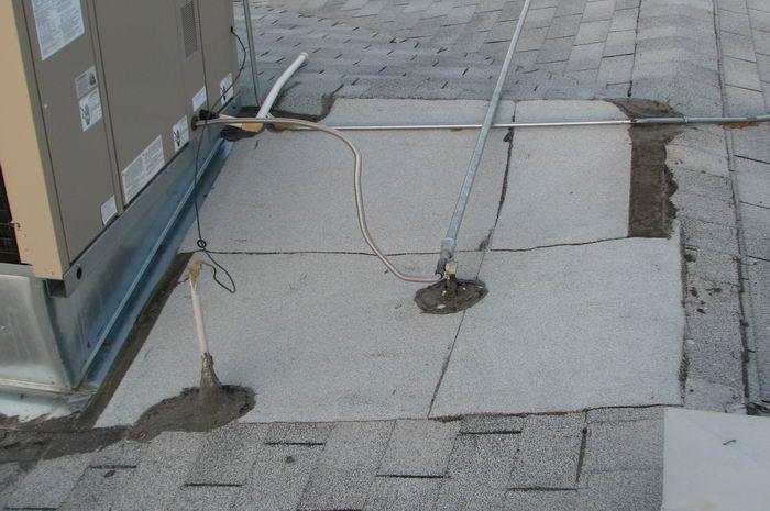 Advice On Repairing Roof Leak Building Amp Construction